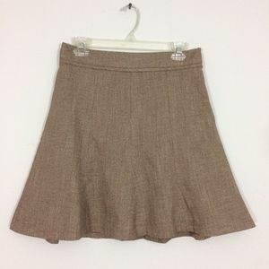 The Limited Collection Womens 4 Flare Midi Skirt